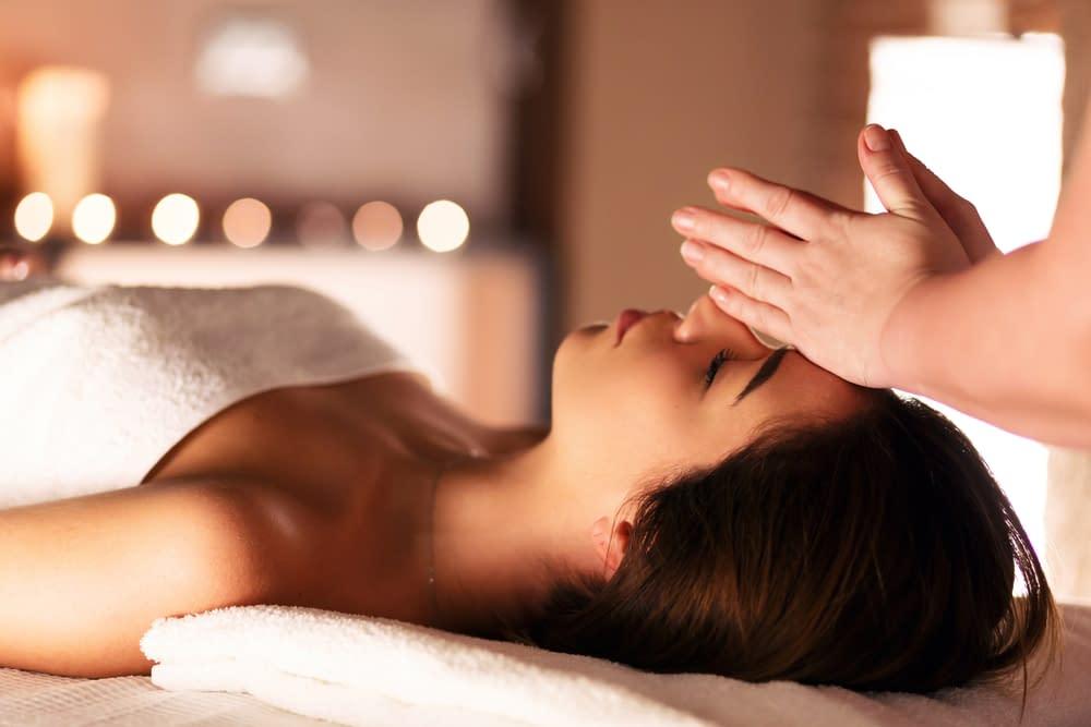 Massage tete et nuque